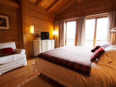 Photo for Sweet Chalet Paradiski, Val d'Isere, Les Arcs