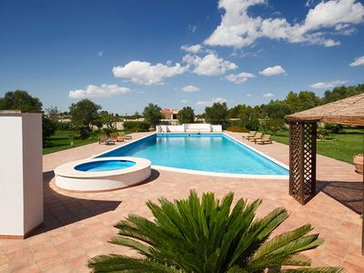 Photo for 140 Villa with Pool in Lecce