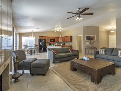 Photo for Central Scottsdale Getaway- HEATED POOL!