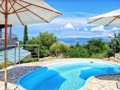 Photo for Villa Calma with stunning sea view