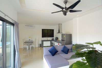 Ginger Villa 2 Bedrooms Private pool