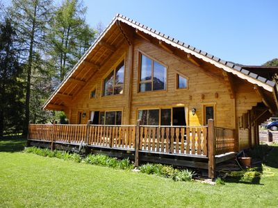 Photo for Brand new chalet, never occupied