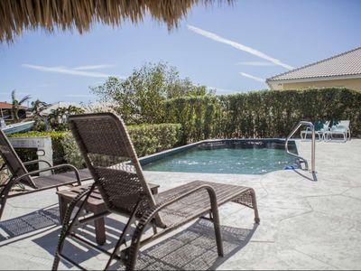 Photo for SPECTACULAR Waterfront Key Colony Beach Home w/Heated Pool & Dock