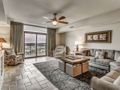 Photo for Beautiful 5th Floor Oceanfront Condo in North Beach Plantation