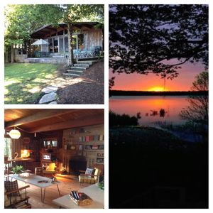 Photo for Waterfront, Nostalgic Vacation Cottage in Beautiful Ellison Bay!