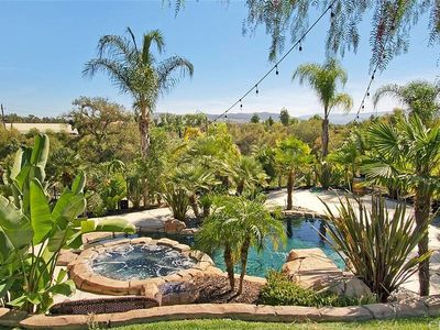 Photo for Wilson Creek Retreat Vacation Rental located in Wine Country w/ pool/spa/firepit