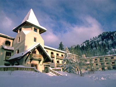 Photo for Base of Squaw Valley, Walk to Lifts & Village, Great Amenities