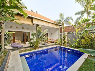 Photo for 3BR Villa-Eat Street Seminyak Bali