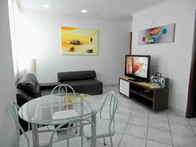 Photo for Apartment in Rio de Janeiro with Internet, Air conditioning, Lift (407628)