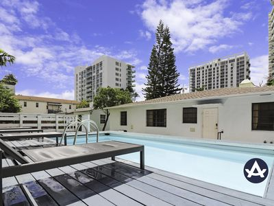 Photo for Sextant | Twin Edgewater Bungalows | Pool + Hot Tub | 10 mins to South Beach