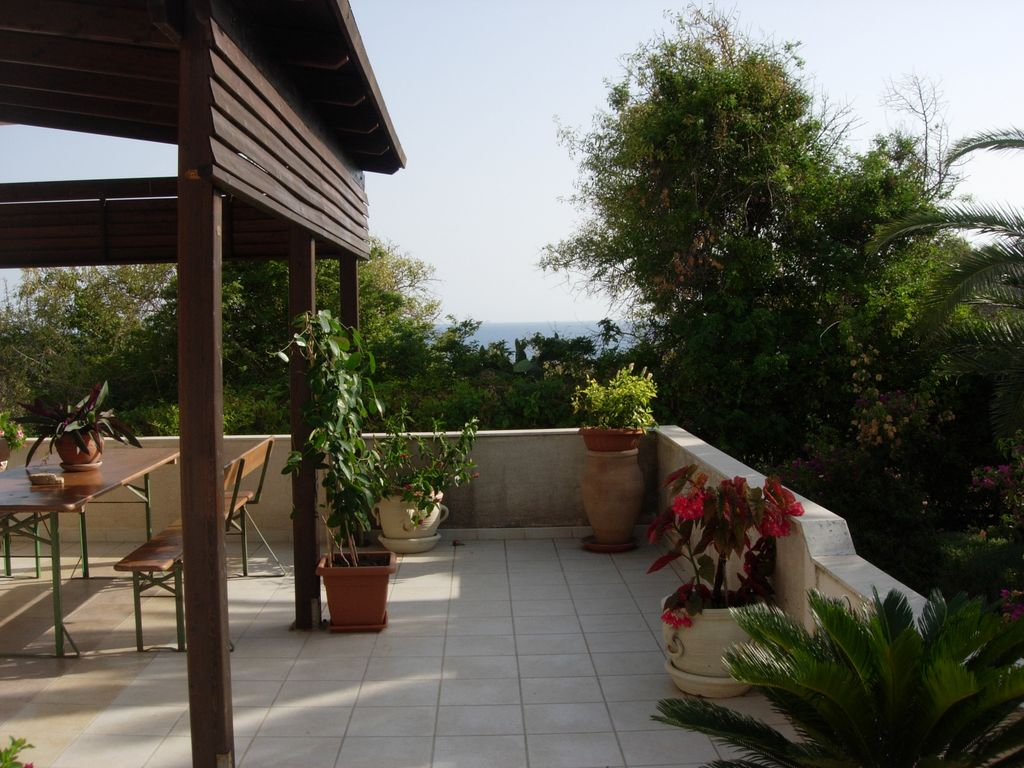 sea view villa with large garden vrbo