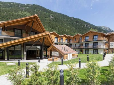 Photo for all new comfortable homes in the Alpine town of Chamonix