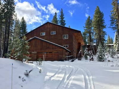 Photo for Beautiful Tahoe Donner Home
