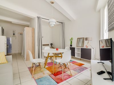 Photo for Cozy studio  200 meters from the Palais des Festivals !