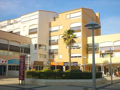 Photo for Apartment Saint Clair  in Cap d'Agde, Hérault - Aude - 2 persons, 1 bedroom