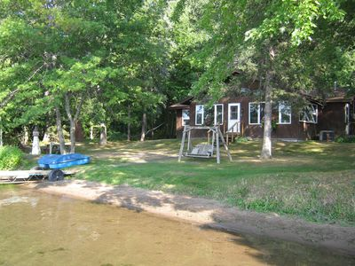 Photo for Relive the Summers of Your Youth on Beautiful Deer Lake Wi