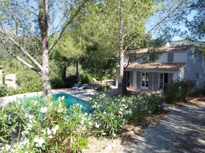 Photo for Gassin / Very nice villa in a quiet / 4 rooms. Peninsula of St Tropez.