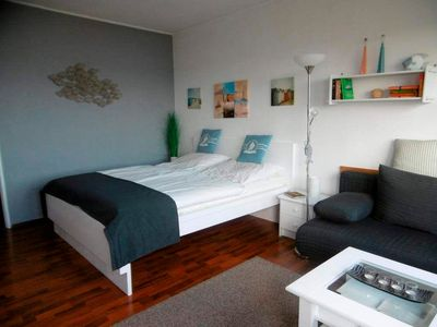 Photo for Apartment / app. for 3 guests with 25m² in Burgtiefe-Südstrand (72650)