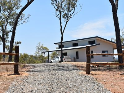Photo for Ironbark House Dimbulah: Boutique Two Bedroom House looking over the Outback