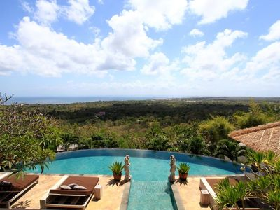Photo for 5 BR Ocean View Pool Villa in Uluwatu