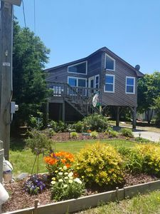 Photo for Siren Sound a charming OBX beach cottage in the perfect beach location