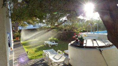 Photo for CHALET WITH GARDEN TO 150 M. ROMAN BEACH