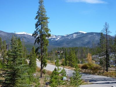 Indian Peaks Wilderness & Rocky  Mtn National Park Views!