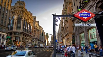 Photo for HORTALEZA - GRAN VIA Apartment in the center of Madrid