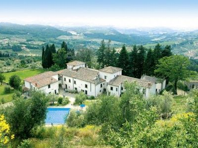 Photo for Agri-tourism Villa Grassina, Pelago  in Um Florenz - 4 persons, 2 bedrooms