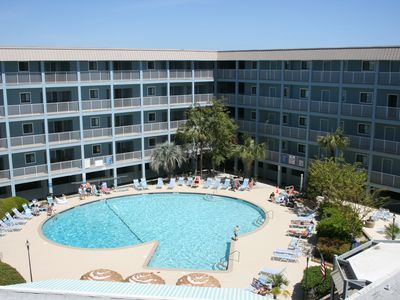 Photo for Enchanting Ocean View with Resort Amenities {Snowbirds WELCOME}