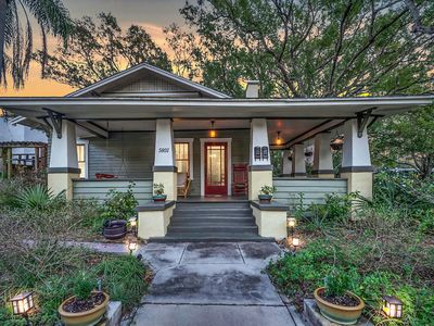 Photo for 2BR Bungalow Vacation Rental in Tampa, Florida