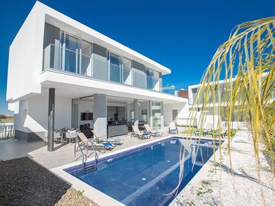 Photo for Villa Olive Loux,Brand New, Exquisite 5BDR Protaras Villa with Pool,Close to the Beach