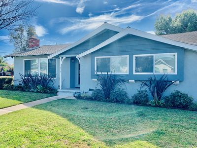 Photo for DISNEYLAND RIGHT DOWN THE STREET | CORNER LOT PRIVATE HOUSE | QUIET NEIGHBORHOOD