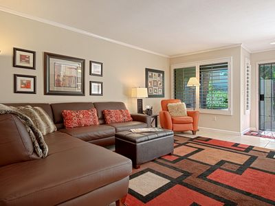 Photo for Steps from El Paseo-Location! Style! Amenities! S. Exposure - 30 Day Min
