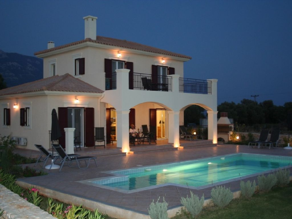 Villa tychia villa tychia beautiful luxury villa in for Villa de luxe dubai