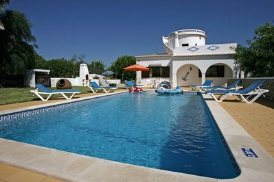 Spacious villa,salt water swimming pool, perfect relaxing holidays in  Carvoeiro - Poço Partido