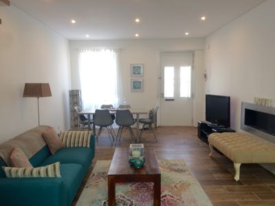 Photo for Modern refurbished townhouse in Central Downtown Faro near Marina