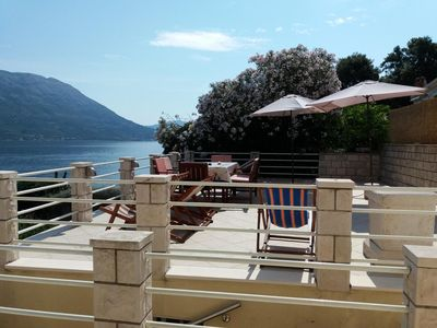 Photo for Holiday apartment Korčula for 4 persons with 2 bedrooms - Holiday apartment