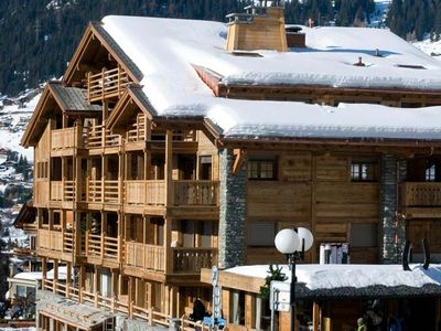 Photo for High-Tech alpine luxury retreat Verbier centre minutes to Medran ski lift