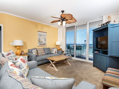 Photo for **  3 Bedroom Gulf Front Condo #704
