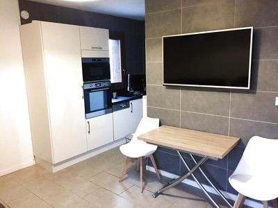 Photo for Renovated apartment in Angles - 2 Rooms 6 people