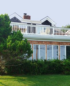Photo for Beautiful Montauk Ocean View Beach Cottage
