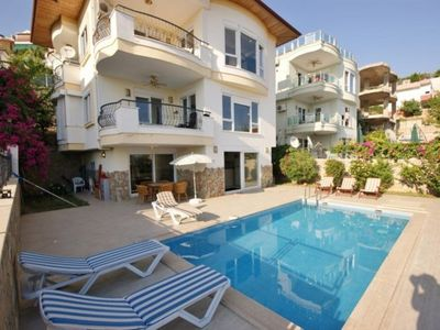Photo for Imagine You and Your Family Renting this Luxury Villa in Alanya, close to the Beach, Alanya Villa 1031