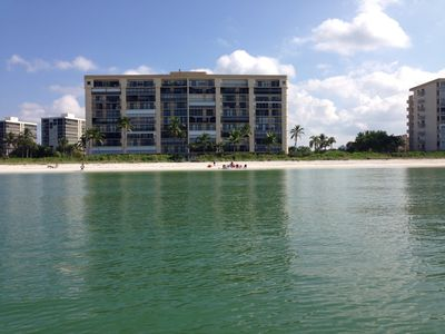Photo for Tropical Lush Beachfront Condo - Fully Renovated - 10th Floor