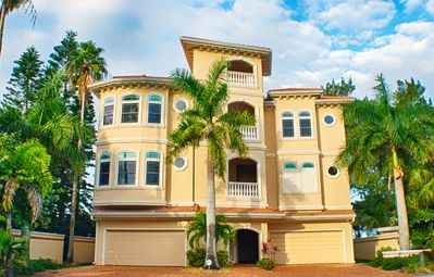 One of the largest and most luxurious properties available on Sunset Beach!