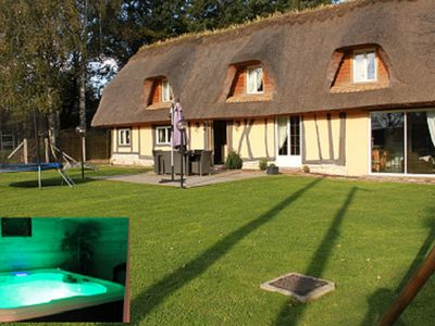Photo for 3BR Cottage Vacation Rental in Saint-Éloi-De-Fourques, Normandie