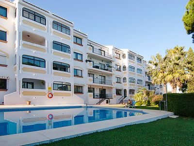 Photo for Riviera del Sol Apartment, Sleeps 6 with Pool, Air Con and Free WiFi