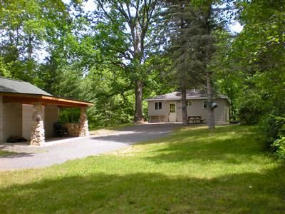 Photo for Pere Marquette River Front Cabin/Cottage