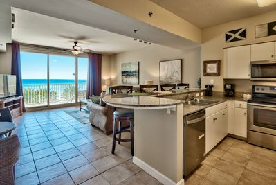 Newly updated and remodeled Shores of Panama Unit 513