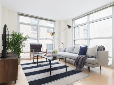 Photo for Sunny 2BR in Downtown Crossing by Sonder